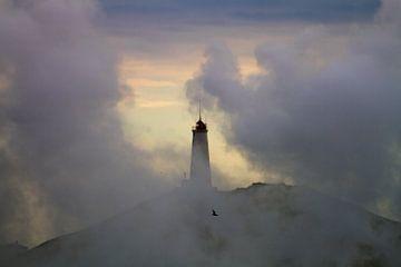 Foggy Light House van BL Photography