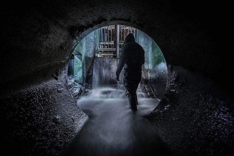 Der Mann aus dem Untergrund von Siebe Taeleman