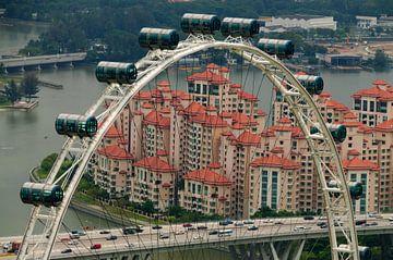 Singapore Flyer van Denis Feiner