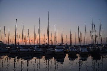 De haven van Pula von Nancy Alpaerts