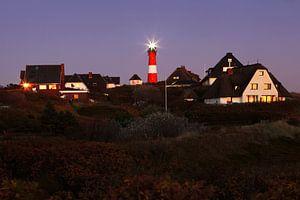 Sylt - Phare et village de Hörnum