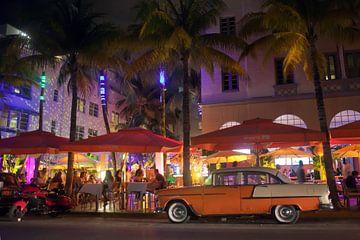 Ocean's Ten Restaurant Miami Beach van t.ART
