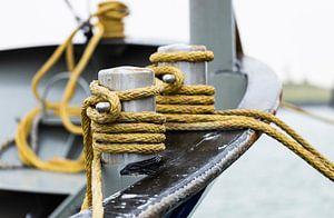 Schip aan Bolder van Everydayapicture_byGerard  Texel