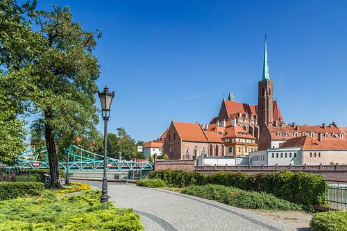 WROCLAW Collegiate Church of the Holy Cross
