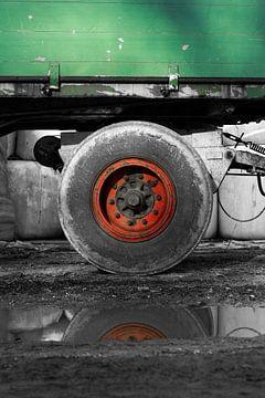 Karrenwiel van Arno Photo