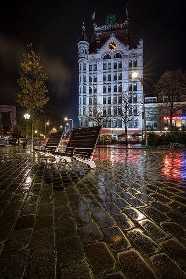 Het Witte Huis Rotterdam van Rob van der Teen