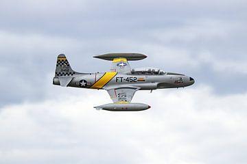 Lockheed T-33 Shooting Star Amerikaanse Luchtmacht van Ramon Berk