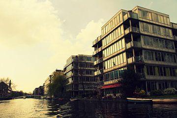 Amsterdam, Oost van