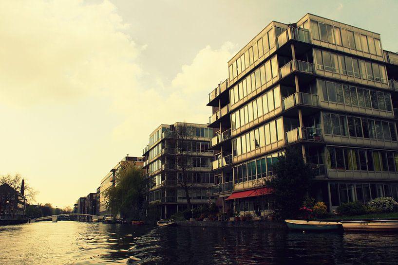Amsterdam, Oost van Aaron Goedemans
