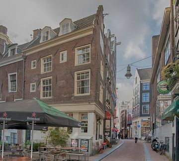 Staalstraat Amsterdam van Peter Bartelings Photography
