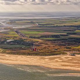 Watteninsel Texel von Roel Ovinge