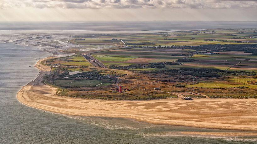 Eierland Texel van Roel Ovinge