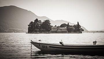 Iseomeer (Italië) van