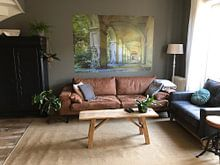 Kundenfoto: Corridor von Frans Nijland, auf fototapete