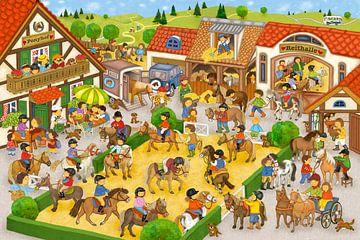 Mein Ponyhof von Marion Krätschmer
