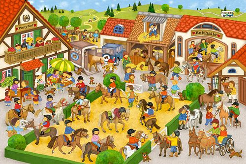 Mein Ponyhof van Marion Krätschmer