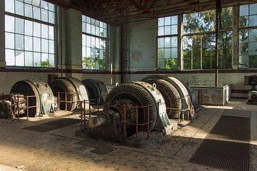 Leise Turbinen von Dick Carlier