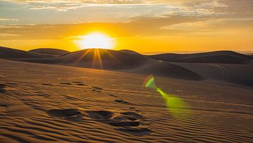 Sonnenuntergang von Alex Bosveld