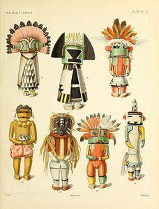 Indische Puppen