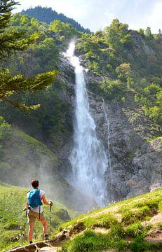 Wasserfall von Erwin Reinders