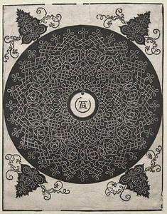 Der dritte Knoten, Albrecht Dürer