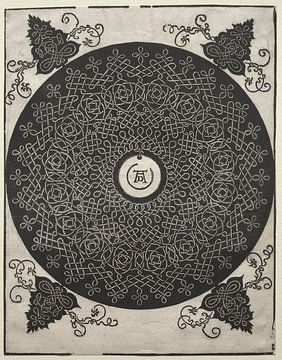 Le troisième nœud, Albrecht Dürer sur De Canon