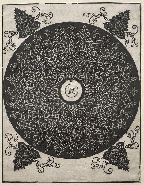 Der dritte Knoten, Albrecht Dürer von De Canon