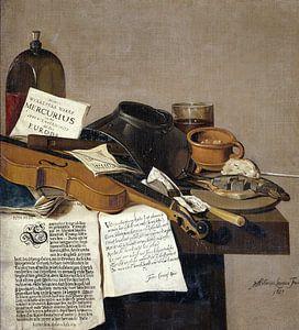 Stilleven, Anthonius Leemans