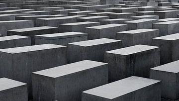 Holocaustmonument, Berlijn van Johan van Venrooy