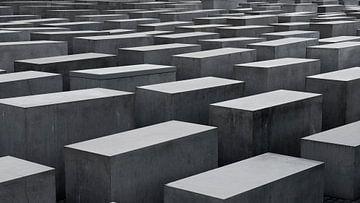 Holocaustmonument, Berlin sur
