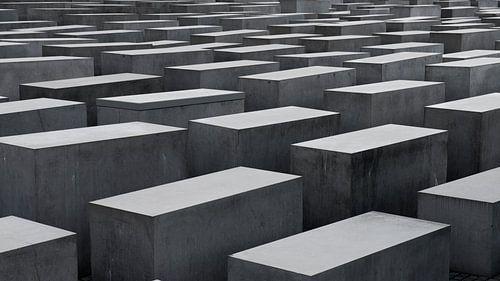 Holocaustmonument, Berlijn van