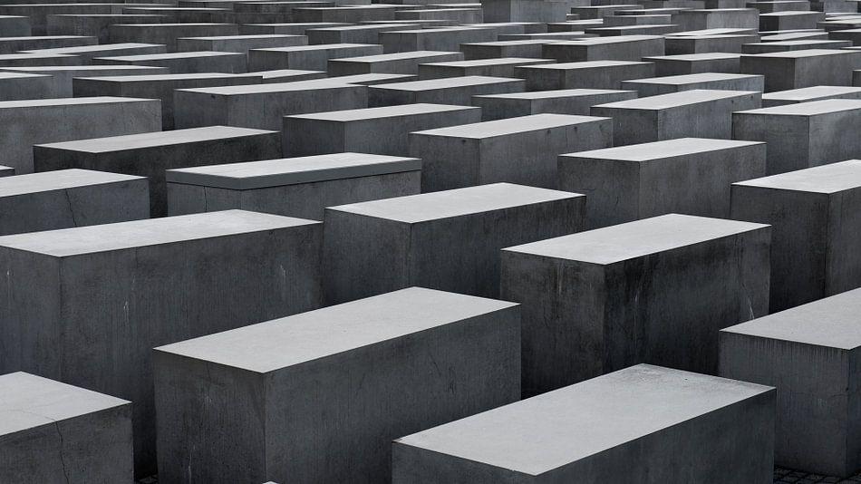 Holocaustmonument, Berlijn