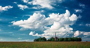 Hollandse luchten in Zuid Limburg van Arno Marx