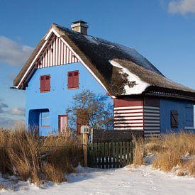 blue house von Bernd Hoyen