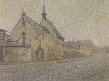 Die St. Antonius-Kirche in Antwerpen, Anna Kernkamp
