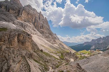 Dolomitenberge in Italien von Bianca Kramer