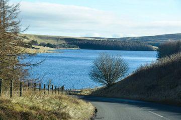 Whiteadder Reservoir East Lothian van Willem Holle WHOriginal Fotografie