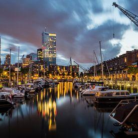 Rotterdamse Haven van Max ter Burg Fotografie