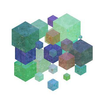 Fly Cube N1.5 van Olis-Art