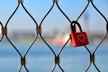 The key of love van Femke Krone