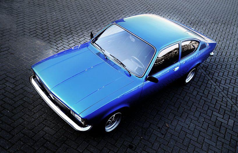 Opel Kadett C Coupe SR  van Jessica Berendsen