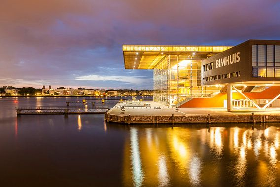 Muziekgebouw aan 't IJ en Bimhuis in Amsterdam