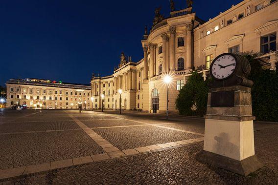 Bebelplatz Berlijn