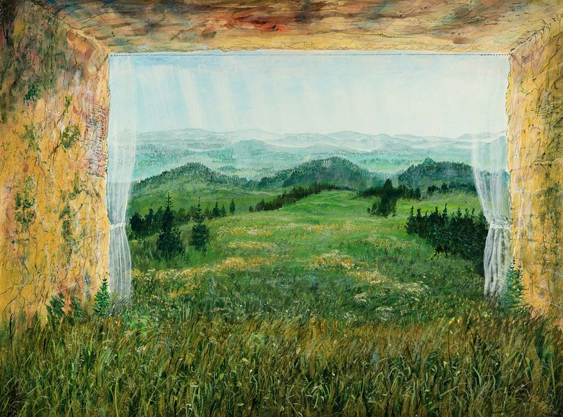 Nature Room van Silvian Sternhagel