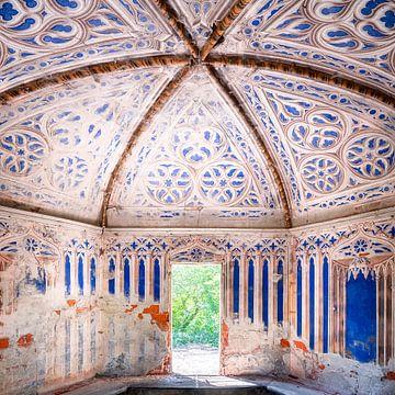 Kleine Verlaten Kerk. van Roman Robroek