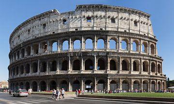 Colosseum in Rome von Marcel van der Voet