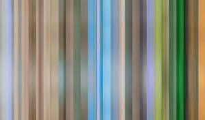 Kleurenpalet van De Provincie Drenthe in Nederland van Reina Nederland in kleur