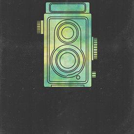 Vintage Camera van MDRN HOME