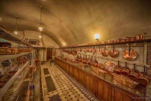 Keuken kasteel De Haar van Amsterdam Fotografie (Peter Bartelings)