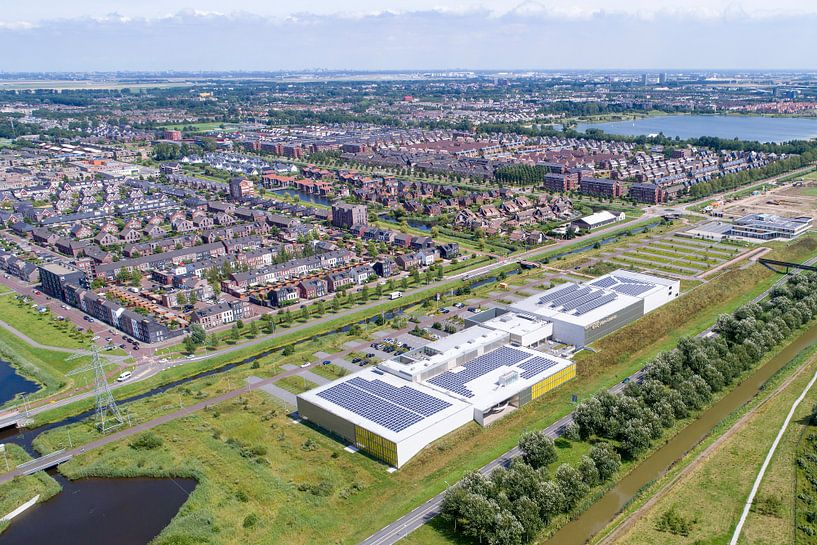 Sportpark Koning Willem-Alexander van Michel Sjollema